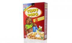 Опаковки за хранително вкусовата промишленост