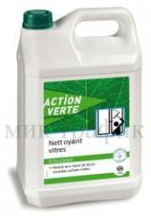 Екологичен препарат за почистване на прозорци
