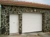 Навиваеми гаражни врати без топлоизолация