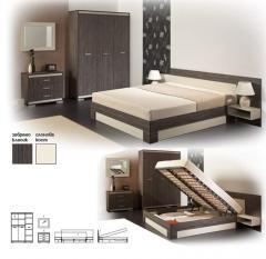 Спален комплект Алба
