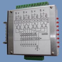 Модул променливотокови изходи SSR8E
