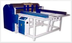 Equipment for production of paper bags