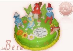 Детски торти с фигурки