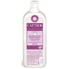 Свръхмек шампоан за ежедневна употреба Cattier