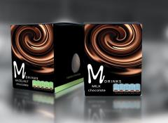 Кафяви шоколади Mystery Drinks