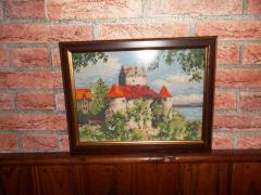 Гоблен Замъкът Мерсбург
