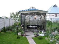 Градински арки, беседки