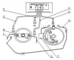 Електронен транзисторен запалителен модул ПЗЕ 4032