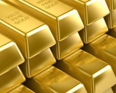 ALLUVIAL GOLD BAR