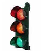 CVE/LED Светофар със светодиодна оптична система