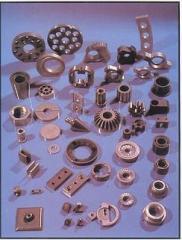 Конструкционни прахово металургични детайли