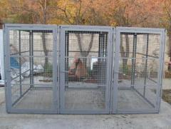 Клетка за кучета