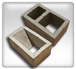 Коминни тела, бетонови