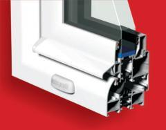Алуминиевата система WP 8100