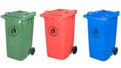 Пластмасови кофи за събиране на твърди офис