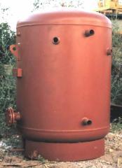 Акумулатори и резервоари за отоплителни и чилърни