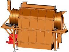 Сушилни машини тип Поточно-роторен