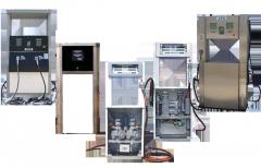 Stationary propane-butane refueller