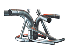 Електроинсталационни стоманени и алуминиеви тръби