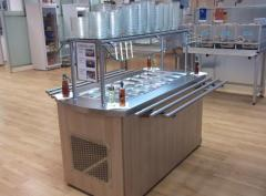 Food processing equipment for restaurants