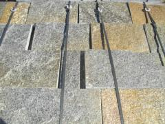 Products from a natural stone
