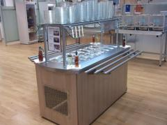 Professional equipment for restaurants