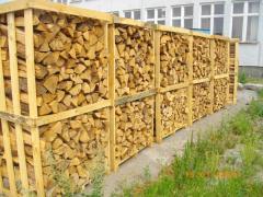 Дърва за огрев, дъб и бук