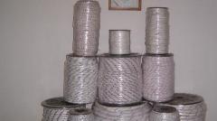 Въжета от текстилен полиестер