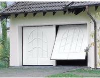Garage roller gates
