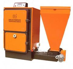 Стоманени водогрейни котли на биомаса  Marina -