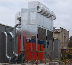 Air technical plants