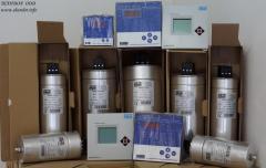 Кондензаторни батерии, Кондензатори, Силови