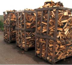 Firewood for ignition