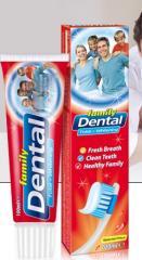 Профилактична паста за зъби DENTAL TOTAL+WHITENING
