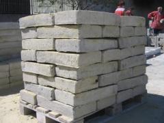 Бордюри бетонни