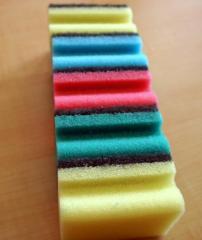 Sponges household