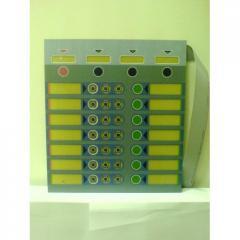 Клавиатура за кафеавтомат Антарес (широк ред),