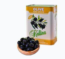 Черни маслини