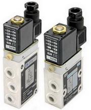 Industrial pneumatic distribution valves