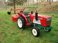 Трактор Yanmar YM2020D