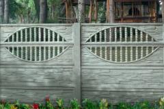 Бетонни конструкции декоративни