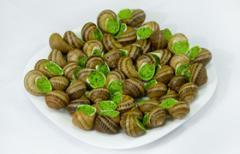 Preserved snails