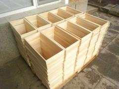 Frames for beehives