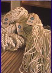 Въжета памучни