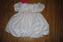 Детска рокля с формата на тиква