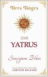 Вино Ятрус Совиньон Блан