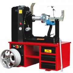 Tire-mounting equipment