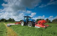 Трактори Серия T7 Дълга база