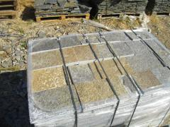 Ground stone