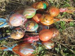 Великденско декоративно яйце